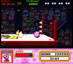 Kirby Super Star - Spring Breeze - User Screenshot